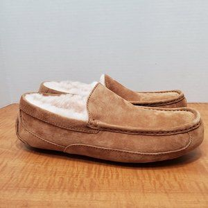 UGG ASCOT slip on slipper loafers size 9 NWT